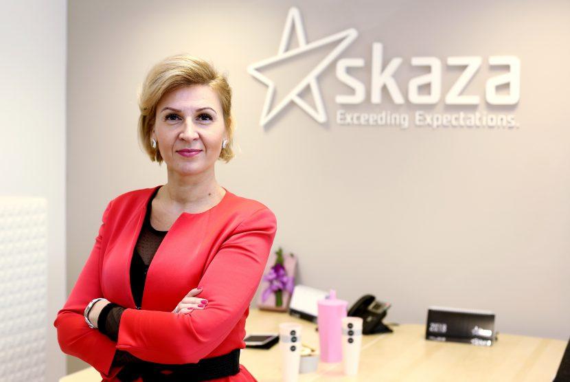 Tanja Skaza leader